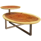 Poesia Bamax Coffee Table