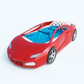 Bed Bed Lamborghini
