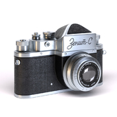 Camera Zenit-S (for the competition)