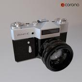 "Camera ""ZENIT-E"""