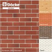 Фасадные панели от производителя Döcke / Коллекция BERG