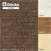 Фасадные панели от производителя Döcke / Коллекция EDEL