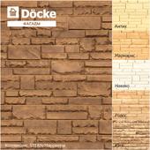 Фасадные панели от производителя Döcke / Коллекция STERN