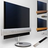 Bang & Olufsen BeoVision Eclipse and remote control