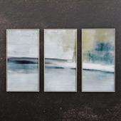Картины триптих John-Richard Collection