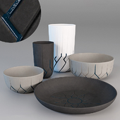 vase - collection - by Atipico - Frattali