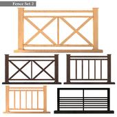 Fence Set 02