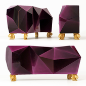 Chest of drawers Boca Do Lobo by Covet Lounge