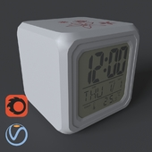 Clock Cube