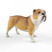 Hilderbrand Bulldog Figurine
