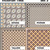 Topcer Victorian Tiles Set3