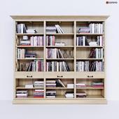 Showcase-library Arizona 260 cm