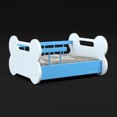 кроватка для собак и кошек PUPPY LOVE