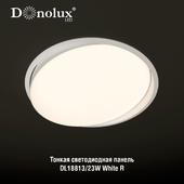 Slim Swivel LED Panels DL18813_23W