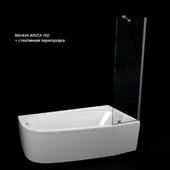 Bath Cersanit ARIZA 160