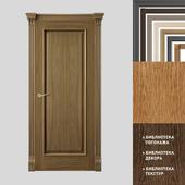 Alexandrian doors: the model of Corsica (the Alexandria collection)