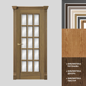 Alexandrian doors: the model of Corsica RFacet (the Alexandria collection)