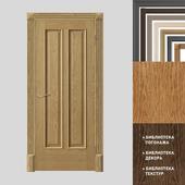 Alexandrian doors: the Naples model (the Alexandria collection)
