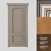 Alexandrian doors: the Olympus model (Alexandria collection)