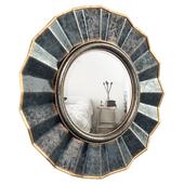 Vertical Round Wall Mirror WRLO6186