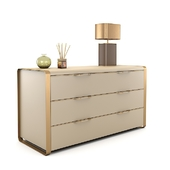 Ludovica Mascheroni - Capri Chest of drawers