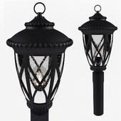 Mackintosh Outdoor Lantern Head