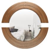 Matthew Round Accent Mirror WADL3471