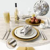 Decorative set of Zara Home