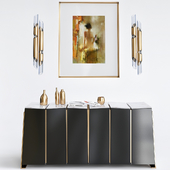 Luxxu console table