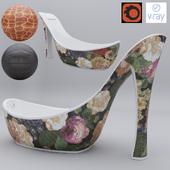 Bath-shoe