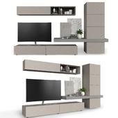 Living room furniture SANTALUCIA MOBILI