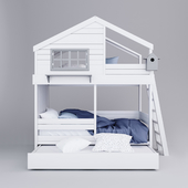 """Bed Cozy nest of the factory """"Bukvud"""""""