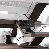 Wooden stairs 2