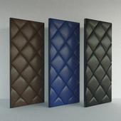 Мягкая стеновая панель 3