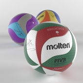 Volleyball Ball Molten V5M5000