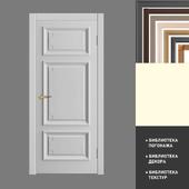 Alexandrian doors: model E4-Casablanca (Avantage collection)