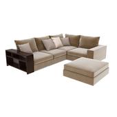 Модульный диван estetica miami Майами