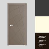 Alexandrian doors: model Labirint 3 (collection Premio)