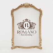 (OM) Mirror of Olivia Romano Home