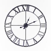 Eisenhauer Wall Clock