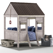 Restoration Hardware Kids Beds Attractive