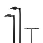 Street lamp Hess Trapez