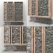 Декоративные панели из камня