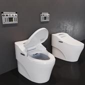OVE smart toilet