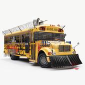 School Bus apocalypse