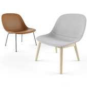 Muuto. Fiber Lounge Chair.