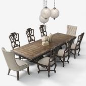 Hooker Furniture: Dining Room Rhapsody