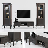 Giorgiocasa - Valpolicella - showcase, cabinet for TV