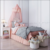 Pottery Barn Juliette bedroom set