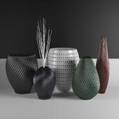 decorative vase 1048